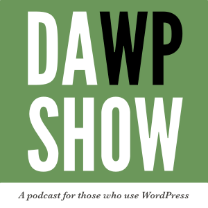 Album art for daWPshow, a WordPress podcast