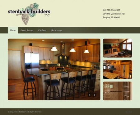 Stenback Builders | Residential Construction in Glen Arbor Michigan