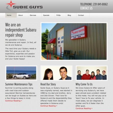 Subaru-Repair-Traverse-City-MI-Subie-Guys