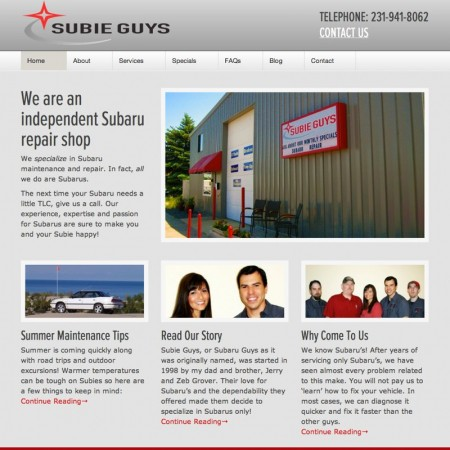 Subaru-Repair-Traverse-City-MI-Subie-Guys
